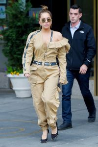 Lady Gaga cá tính