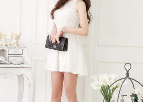 váy trắng đẹp