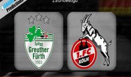 Nhận định Greuther Furth vs Cologne, 1h30 ngày 7/05