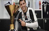 Morata có thể trở lại Juventus