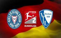 Nhận định Holstein Kiel vs Bochum, 0h30 ngày 5/12