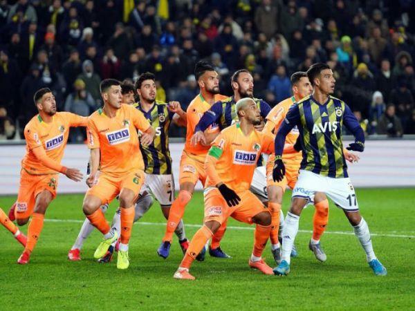 Soi kèo Fenerbahce vs Alanyaspor, 23h00 ngày 7/1 - VĐQG Thổ Nhĩ Kỳ