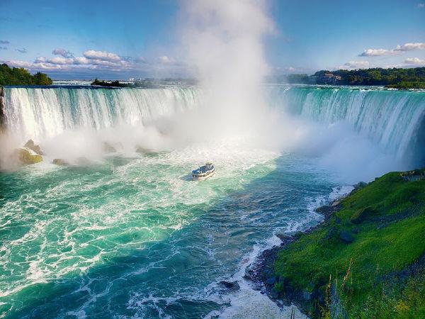 Mơ thấy thác nước chảy xiết đánh con gì?