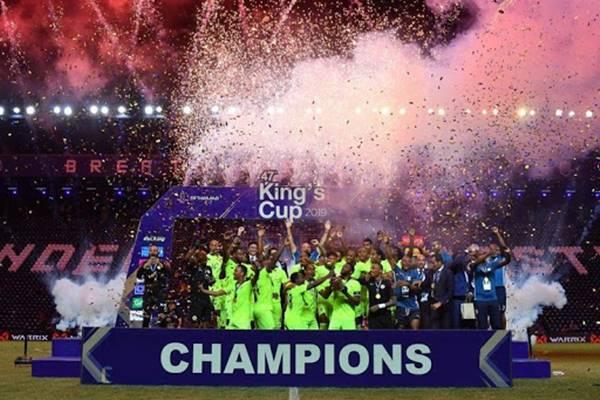 Lịch sử hình thành và phát triển giải đấu King's Cup