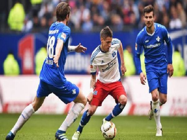 Nhận định tỷ lệ Hamburg vs Darmstadt, 23h30 ngày 09/4 - Hạng 2 Đức