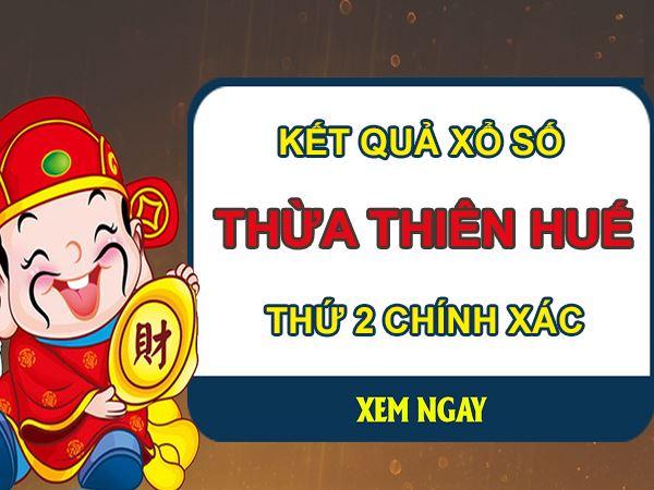Nhận định KQXS Thừa Thiên Huế 10/5/2021 thứ 2 cùng cao thủ
