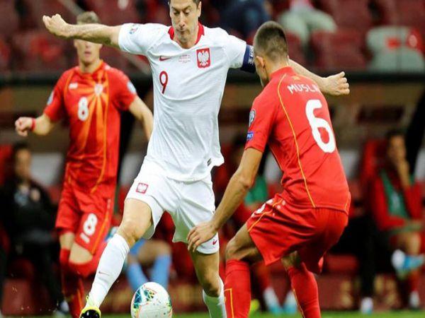 Tin bóng đá chiều 9/6: Ba Lan hòa thất vọng trước Iceland
