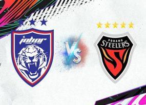 Nhận định Johor Darul Takzim vs Pohang Steelers, 17h00 ngày 1/7