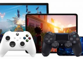 Tính năng quảng cáo Xbox Game Pass mới Bộ điều khiển PlayStation 4