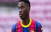 Chuyển nhượng Anh 31/8: Barca chia tay sao trẻ Moriba