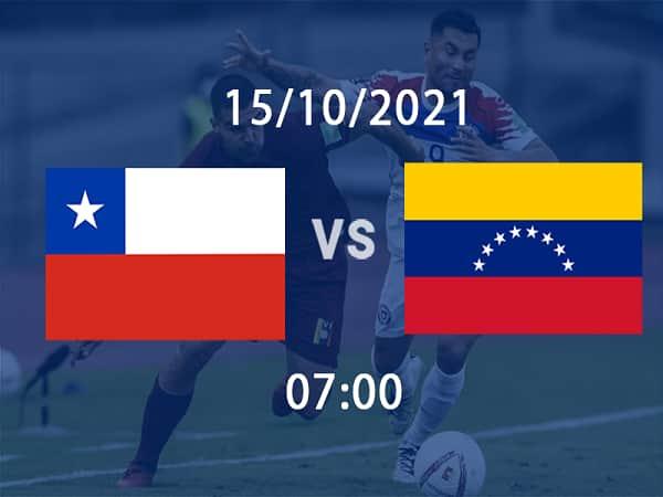 Soi kèo Chile vs Venezuela 15/10